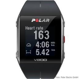 Ceas Polar V800 GPS HR Negru