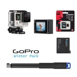 Winter Pack GoPro HERO4 Silver