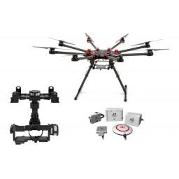 Octocopter DJI S1000 PLUS cu autopilot A2 si ZENMUSE Z15