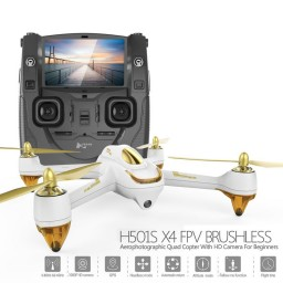 Drona Hubsan X4 H501S Camera Full HD FPV, GPS, Follow Me