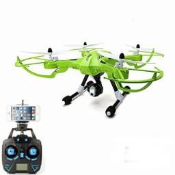Drona JJRC H26W WIFI FPV camera 720P - Verde Resigilat