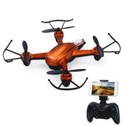 Drona JJRC H32WH WIFI FPV camera HD, altitudine automata - resigilat