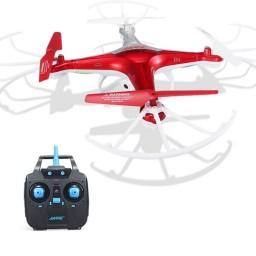Drona JJRC H97WH Camera WiFi altitudine automata cu 2 acumulatori - Rosu