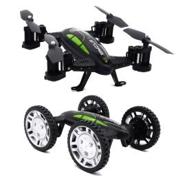 Fayee FY602 Masina de Teren 4 x 4 si Drona cu camera, transmisie pe telefon si altitudine automata - Resigilat