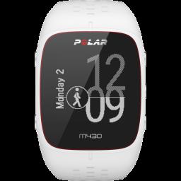 Ceas Polar M430, HR, GPS - Negru
