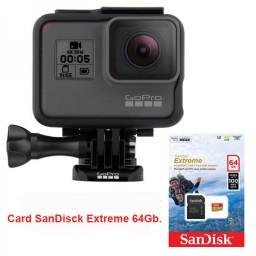 GoPro HERO5 Black card 64Gb