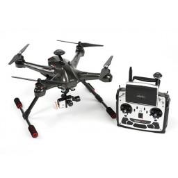 Walkera Scout X4 cu Devo F12E,Gimbal 3D Pentru GoPro si FPV