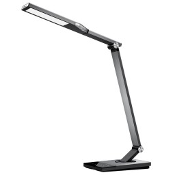 Lampa de birou LED TaoTronics TT-DL16, protectie ochi, control touch, 5 moduri,  USB, lumina de noapte
