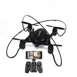 Drona iDrone FY603 Smart camera wifi, altitudine automata, Neagra Resigilata