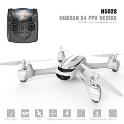 Drona Hubsan X4 H502S, Camera HD, GPS, Follow Me, FPV - Resigilat