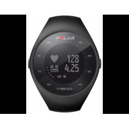 Ceas Polar M200 HR GPS , Negru
