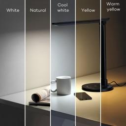 Lampa de birou LED TaoTronics TT DL13 control Touch, 5 moduri, Protectie Ochi.