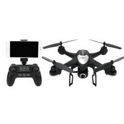 Drona SJRC S30W  GPS , Folow Me, camera 1080p cu transmisie live pe telefon.
