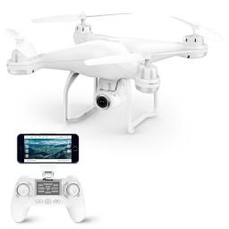 Drona SJRC S20W  GPS , Folow Me, camera 1080p cu transmisie live pe telefon  - Resigilat