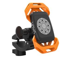 Suport Telefon si camera sport pentru Bicicleta VAVA,  Rotatie 360 Grade , prindere Magnetica si Curea Cauciuc