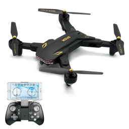 Drona Visuo XS809S Camera 2Mp cu transmisie pe telefon, altitudine automata 20min