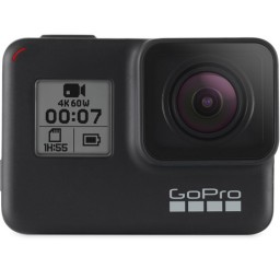 GoPro HERO7 Black - Resigilat