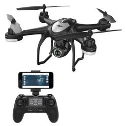 Drona SJRC S30W  GPS , Folow Me, camera 1080p cu transmisie live pe telefon - Resigilat