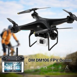 Drona DM DM106 Camera WiFi 2Mp altitudine automata - Resigilat