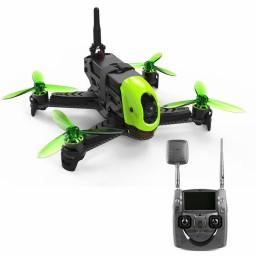 Drona de Curse Hubsan 123D X4 JET - Motoare Brushless camera 5.8G FPV HD + Acumulator bonus