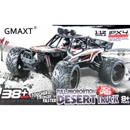 Masina cu Telecomanda XinLeHong  9120 Monster Truck 38km/h, Off-Road Racing, Scala 1:12