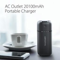 Baterie Externa RavPower RP-PB105 iSmart cu iesire 220V 20100mAh