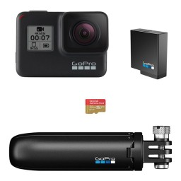 GoPro HERO7 Black Bundle 2019