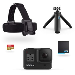 GoPro HERO8 Black Bundle 2019