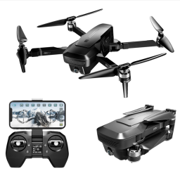 Drona Visuo Zen K1, camera 4K cu transmisie live pe telefon, motoare Brushless - Resigilat