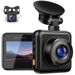 Camera auto DVR Dubla Apeman C420D - Resigilat