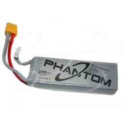 Acumulator LiPo 11.1V/ 2200 mA/ 20C pentru DJI PHANTOM